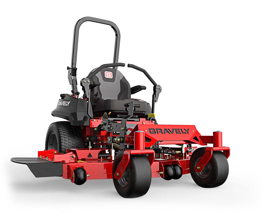 gravely-pt-100-zero-turn-mower