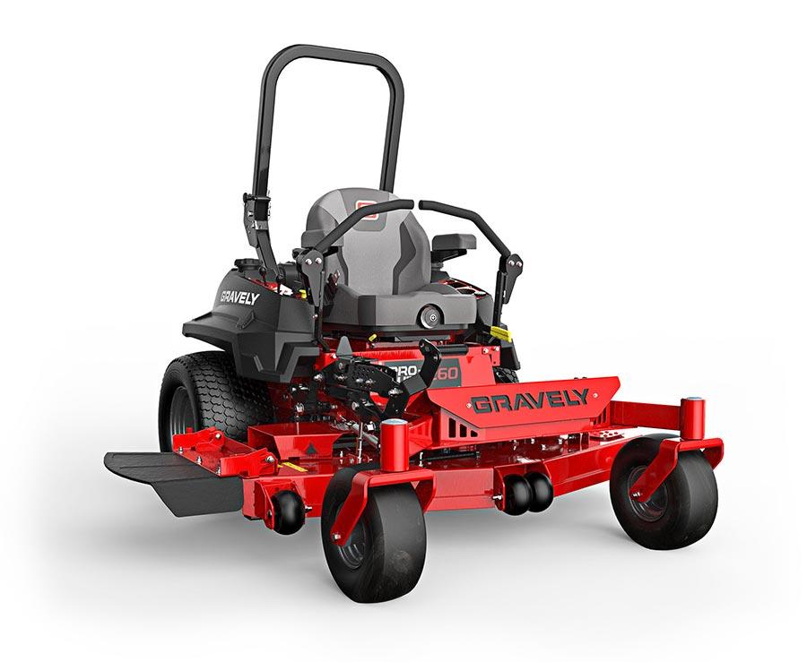 gravely-pt-200-zero-turn-lawn-mower